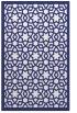 rug #912573 |  blue borders rug