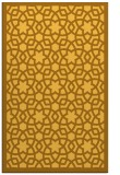 rug #912605 |  light-orange borders rug