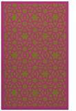 rug #912621 |  light-green borders rug