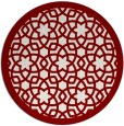 rug #912852   round borders rug