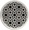 rug #912926 | round borders rug