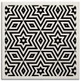 rug #916969 | square white borders rug