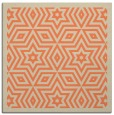 rug #917173 | square beige borders rug