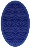 rug #917430   oval borders rug