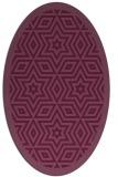 rug #917559   oval borders rug