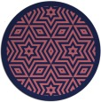 rug #918142   round borders rug