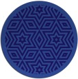 rug #918150   round borders rug