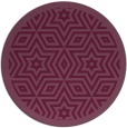 rug #918279 | round geometry rug