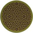 rug #918281 | round purple borders rug