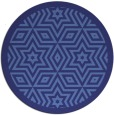 rug #918335 | round borders rug