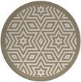 rug #918347   round graphic rug