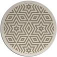 rug #918348   round borders rug