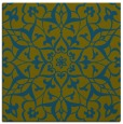 rug #920645 | square green rug