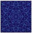 rug #920669 | square blue-violet rug