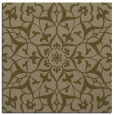 rug #920681 | square mid-brown rug