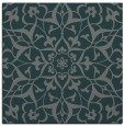 rug #920697 | square green traditional rug