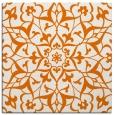 rug #920769 | square orange traditional rug
