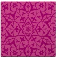 rug #920781 | square pink traditional rug