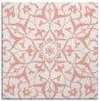 rug #920793   square pink damask rug