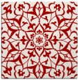 rug #920813 | square red traditional rug