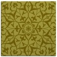 rug #920893 | square light-green damask rug