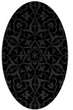rug #921207 | oval traditional rug