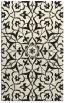 rug #921309 |  black rug