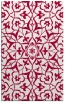 rug #921405    red traditional rug