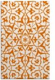 rug #921489 |  orange traditional rug