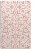 rug #921513 |  pink rug