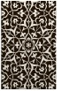 rug #921597 |  brown damask rug