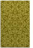 rug #921613 |  light-green traditional rug