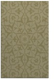 rug #921617 |  light-green damask rug