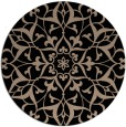 rug #921658 | round traditional rug