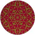 rug #921771 | round traditional rug