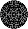 rug #921823   round damask rug