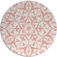 rug #921873   round white rug