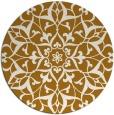 rug #921992 | round traditional rug
