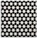 rug #922369 | square white graphic rug