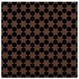 rug #922381 | square black graphic rug