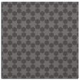 rug #922513 | square brown graphic rug