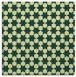 rug #922689 | square yellow rug