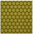 rug #922693 | square light-green graphic rug