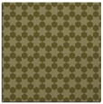 rug #922705 | square light-green graphic rug