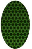rug #922787 | oval graphic rug