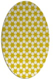 rug #922916 | oval graphic rug