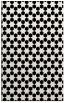rug #923089 |  black graphic rug