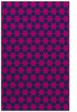 rug #923121 |  blue geometry rug