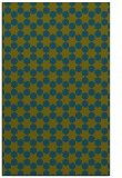rug #923165    green graphic rug