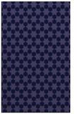 rug #923173    blue-violet graphic rug